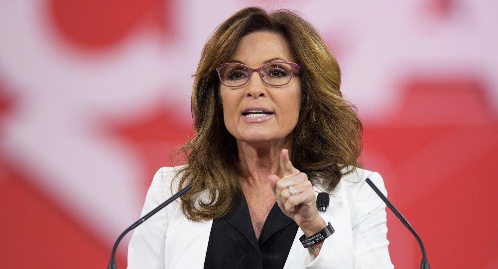 Sarah Palin (archivo)