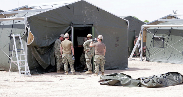 Militares de la OTAN en la base aérea de Zaragoza