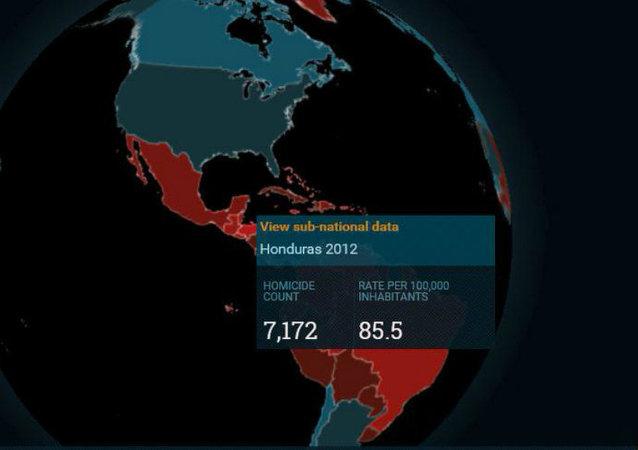 Conferencia sobre datos de homicidios en América Latina