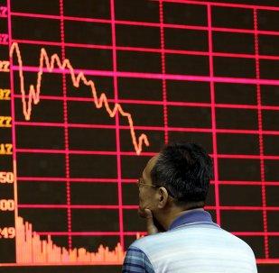 La bolsa de Shanghái