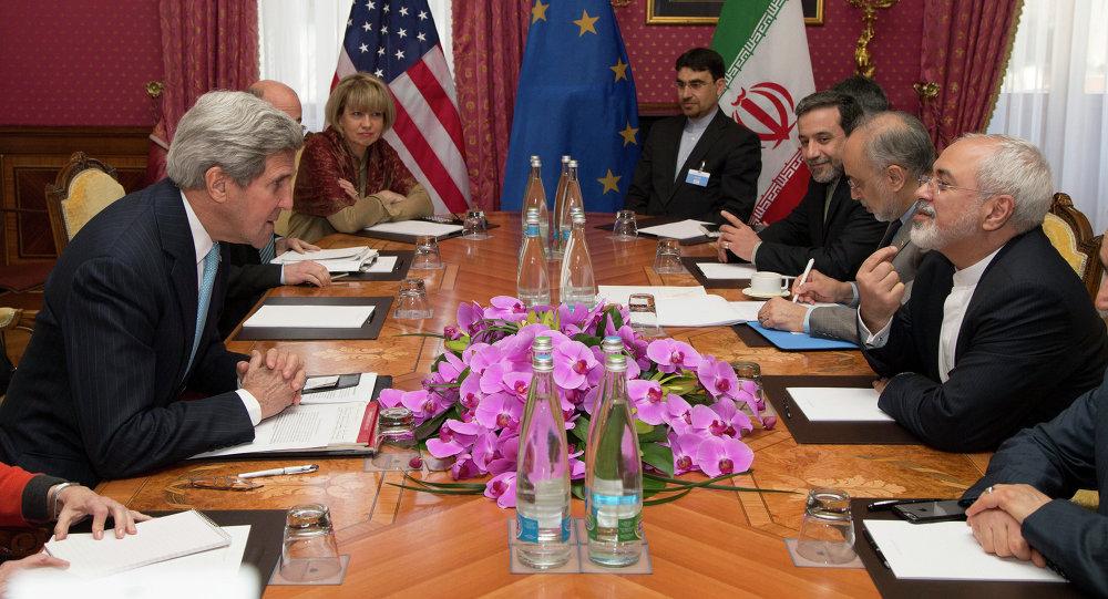Negociaciones sobre acuerdo nuclear de Irán (Archivo)