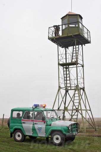 En la frontera ruso-ucraniana