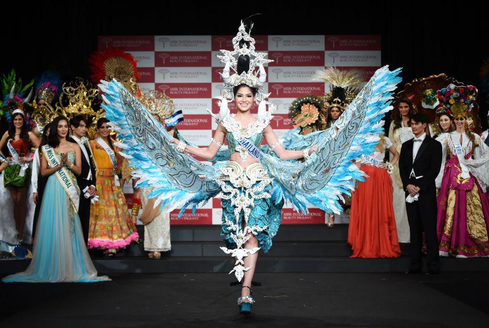Concurso de belleza Miss International en Tokio, 2014