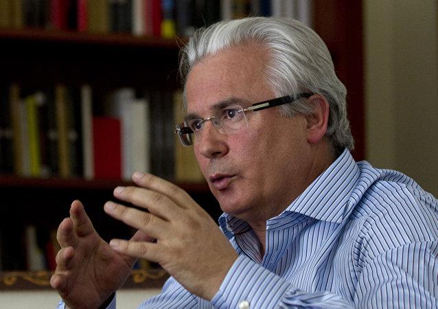 Baltasar Garzón, exjuez español