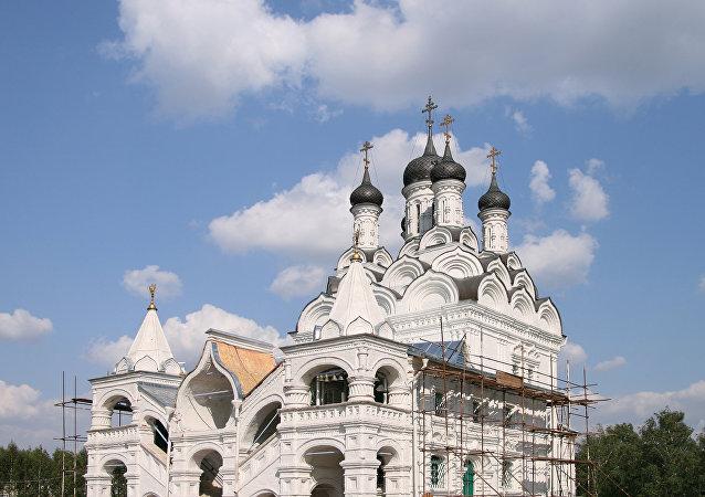 Iglesia de la Anunciación en Mitischi