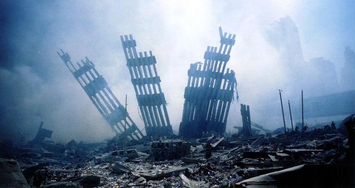 Ruinas tras el S-11