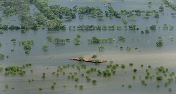 Resultado del fenómeno El Niño (imagen referencial)
