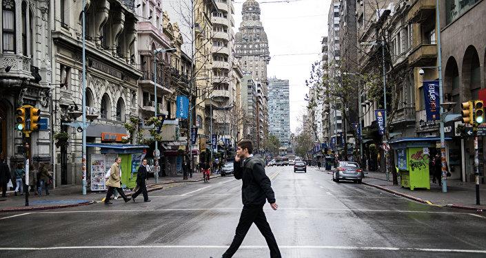 Montevideo, capital de Uruguay