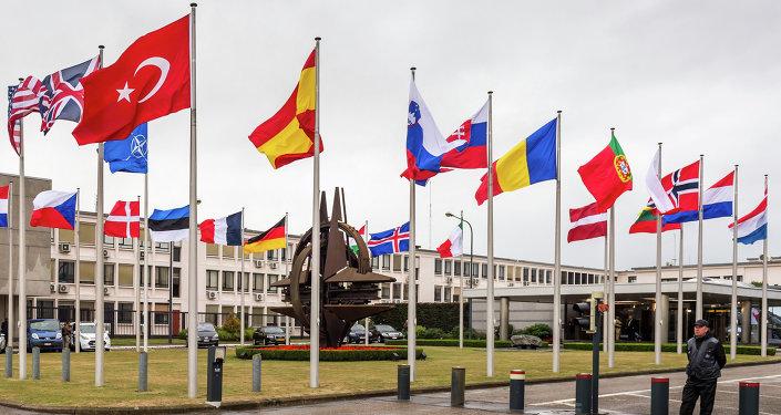 Sede de la OTAN en Bruselas