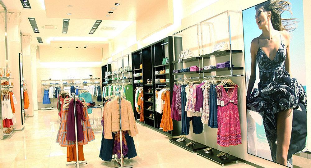 Tienda de Zara en Moscú