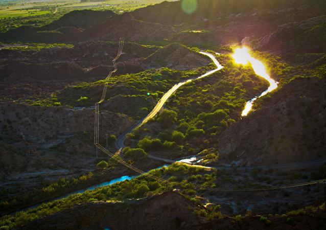 Emergencia ambiental y social en pueblo argentino por fuga de cianuro