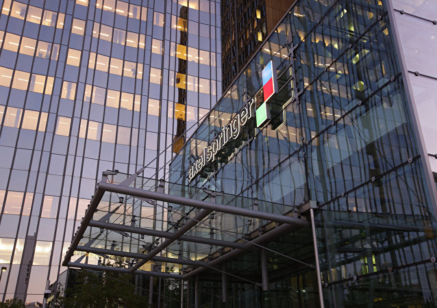 Edificio de Axel Springer
