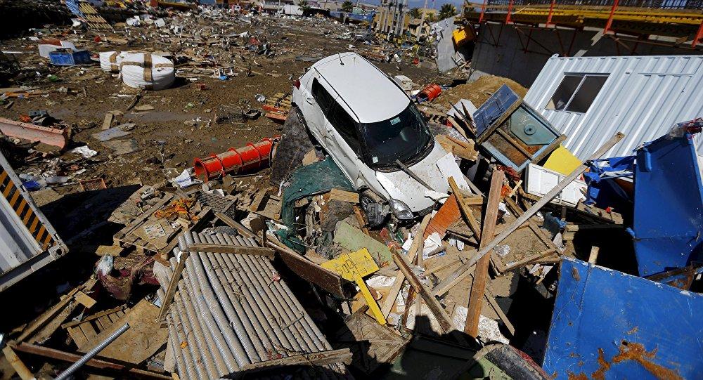Consecuencias del sismo en Chile