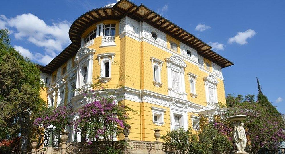 Palacio Portales, Bolivia