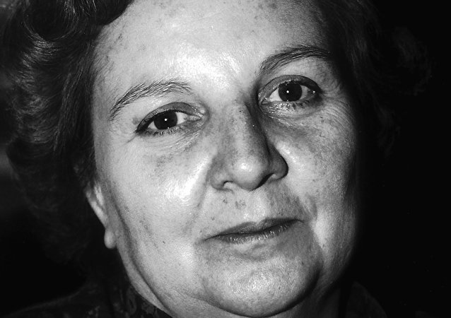 Carmen Balcells (archivo)