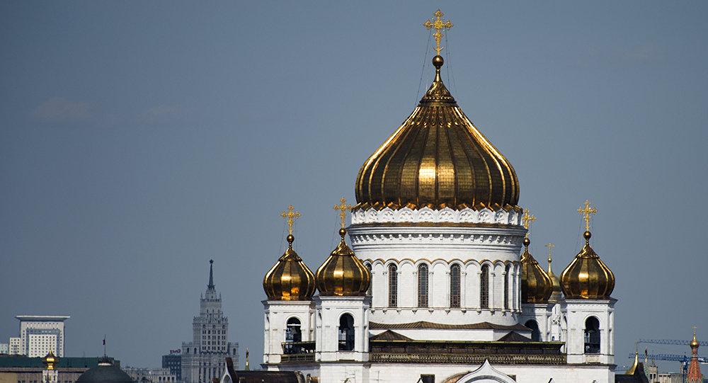 Catedral de Cristo-Salvador de Moscú