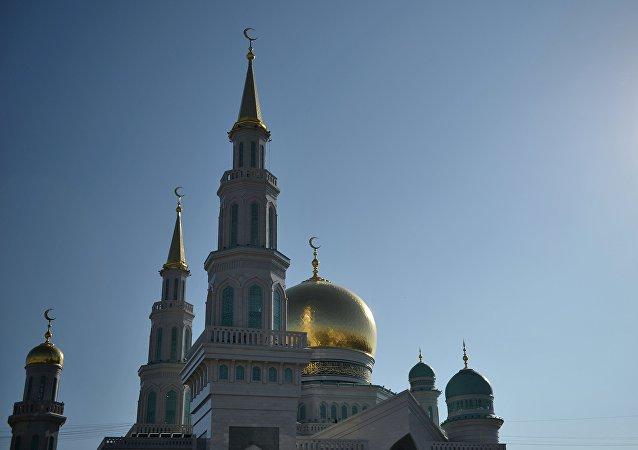 Mezquita Mayor de Moscú