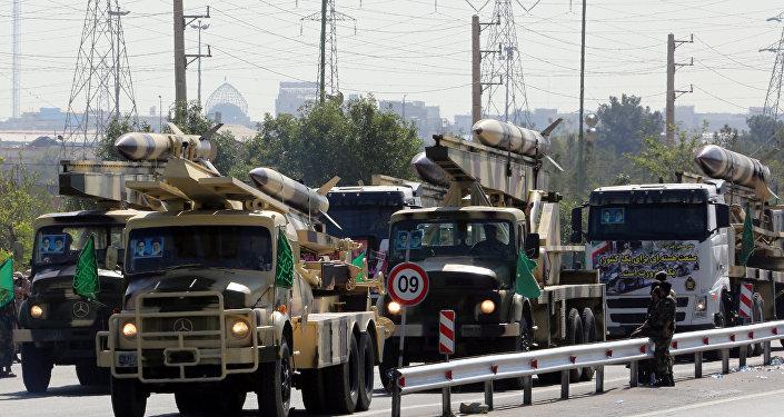 Armas iraníes
