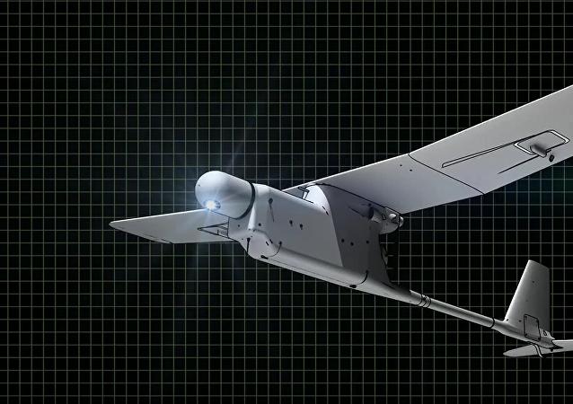 Dron surcoreano RemoEye-002B