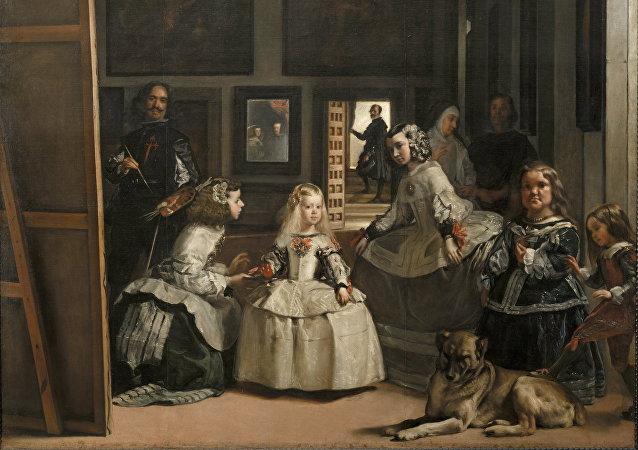 Las meninas, Diego Velázquez, 1656