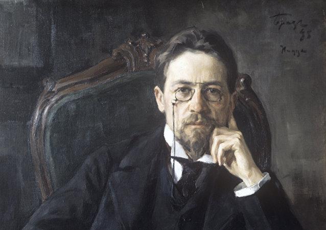 Antón Chéjov, escritor ruso