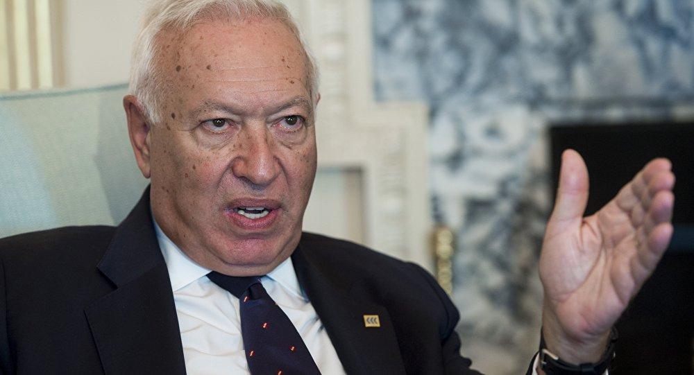José Manuel García-Margallo, diputado nacional (archivo)