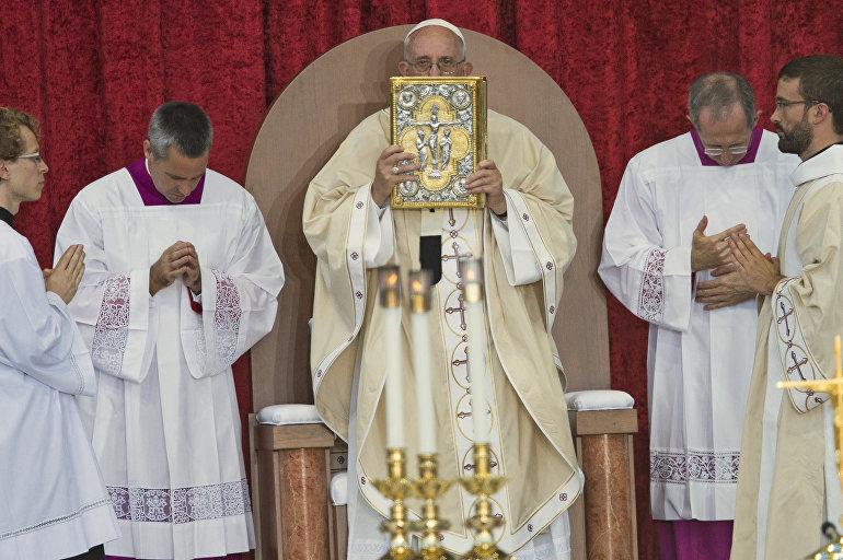 El proceso de la canonización del fraile franciscano Junípero Serra