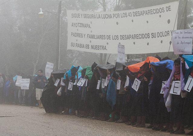 Chiapas: Miles se manifestaron