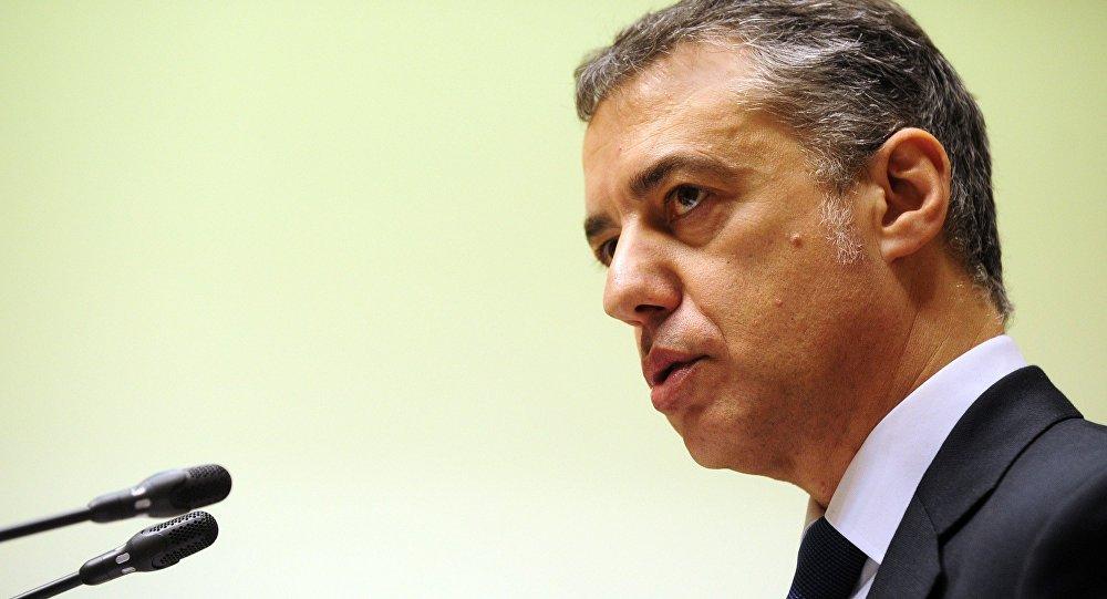 Iñigo Urkullu, presidente del País Vasco