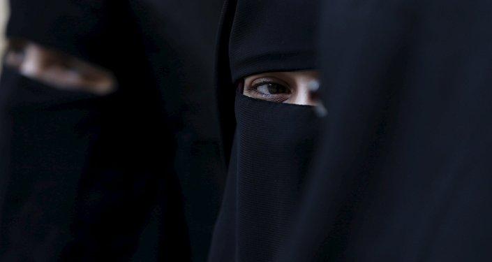 Mujeres musulmanas (imagen referencial)