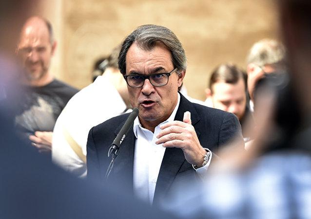 Artur Mas, expresidente de Cataluña (archivo)