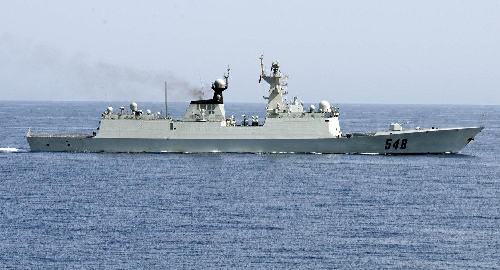 Crucero portamisiles chino Yiyang