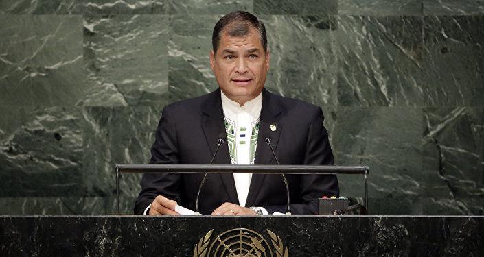 Anuncian archivo de proceso de colectivo que buscaba reelección de Correa