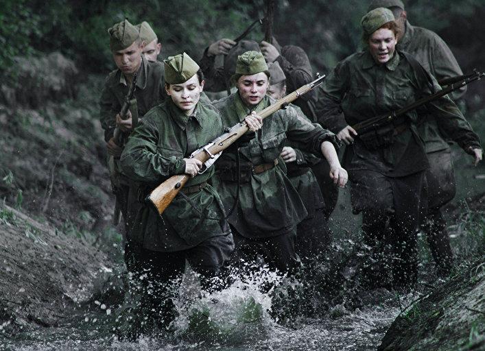La película 'Batalla de Sebastopol' del director Serguéi Mokritski