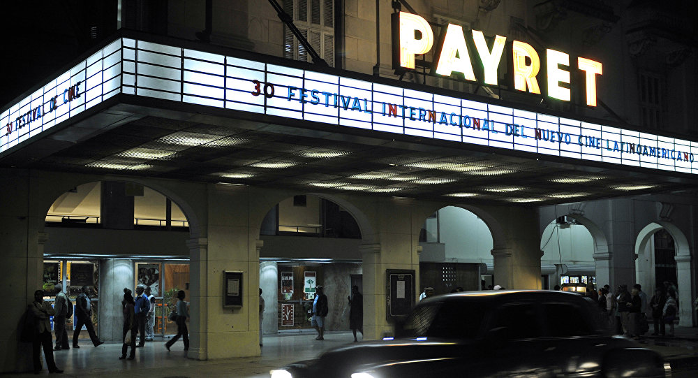Cine en Cuba (Archivo)