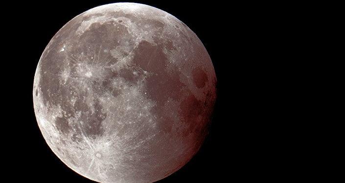 Luna, satélite de la Tierra