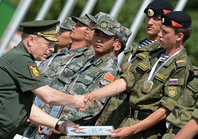 Comandante del Ejército de Crimea Oleg Saliukov