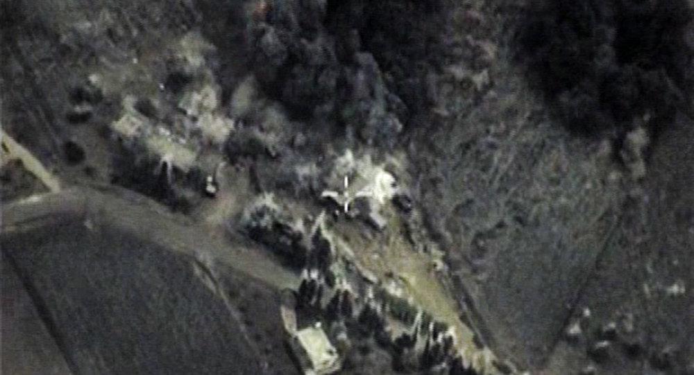 Ataques aéreos de Rusia contra objetivos del EI