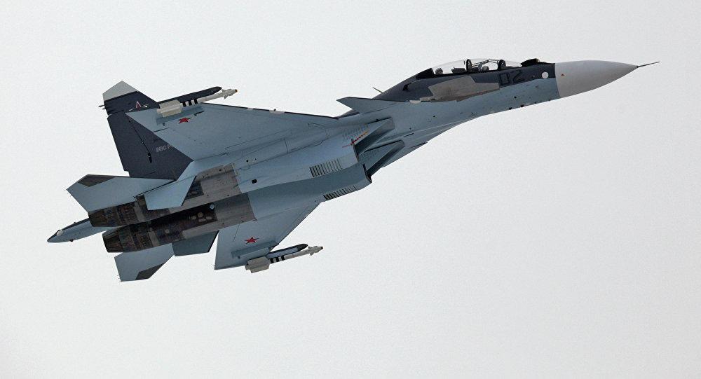 Передача первых истребителей Су-30 СМ ВВС России