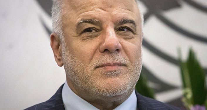 Haider al-Abadi, primer ministro de Irak