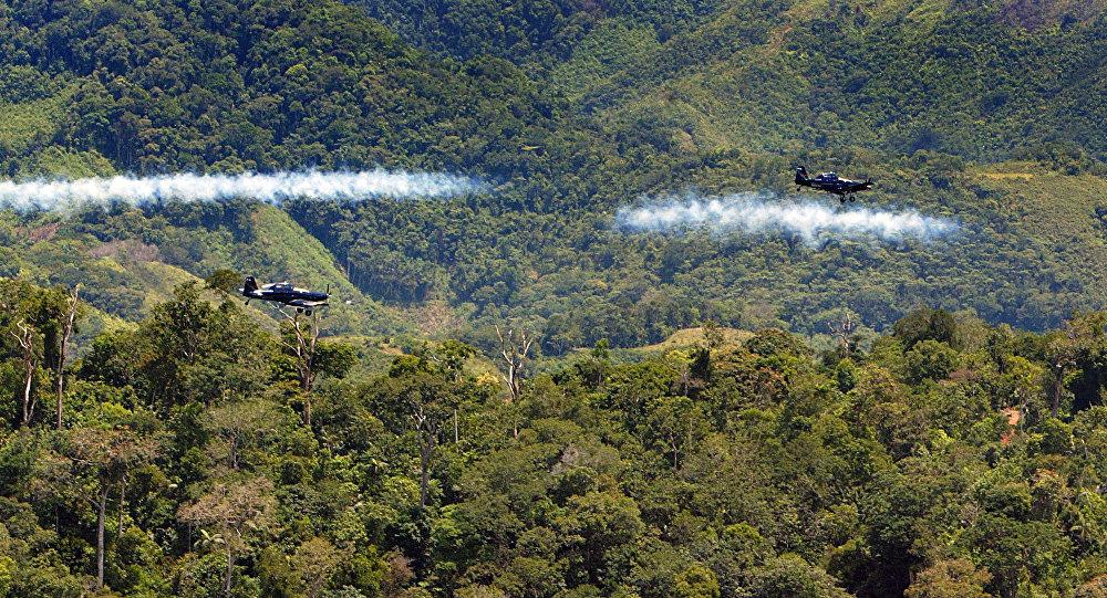 Fuerzas Armadas de México reciben a secretario de Defensa de EUA
