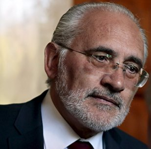 Former Bolivian President and spokesperson for Bolivia's maritime demand Carlos Mesa