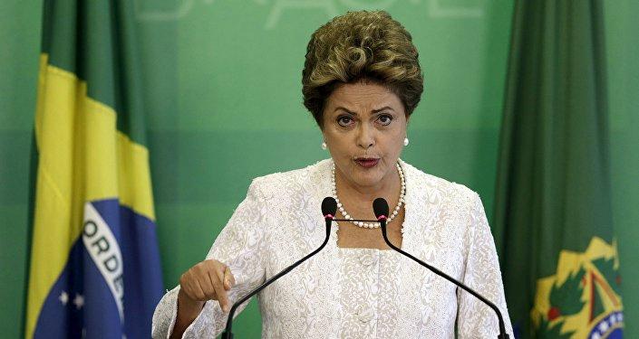 Presidenta de Brasil Dilma Rousseff