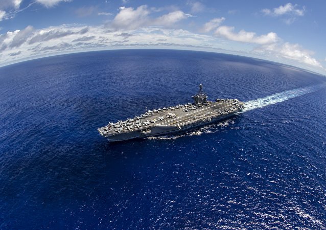 Portaaviones estadounidense USS George Washington