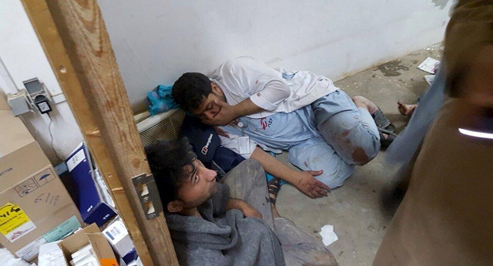 Situación en Kunduz