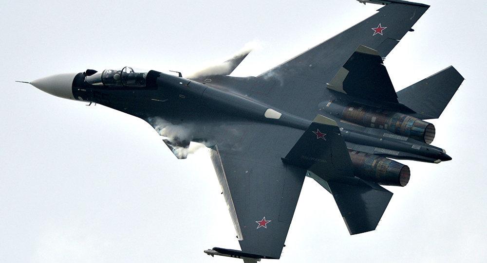 Caza Su-30