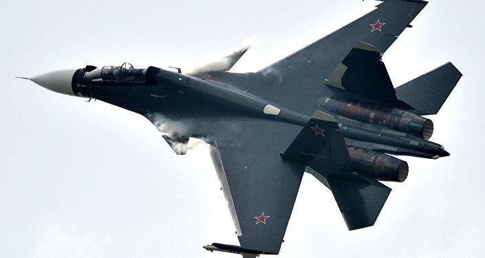 Avión Su-30