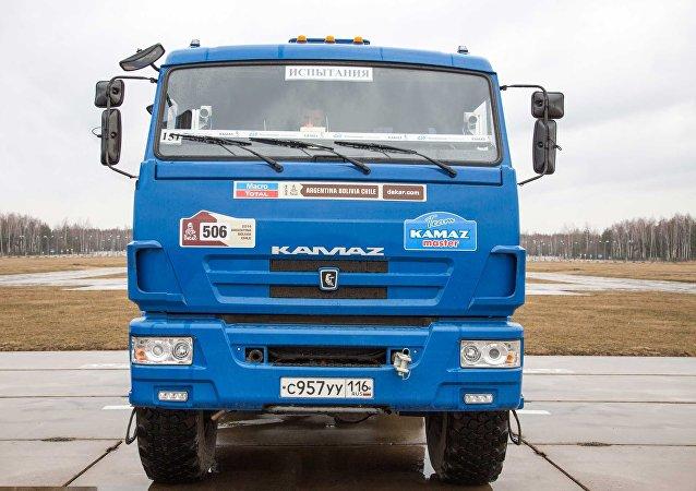 Rusia desarrolla un camión no tripulado