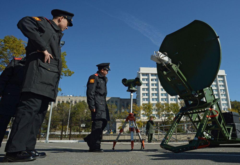 Innovaciones del Distrito Militar Este de Rusia