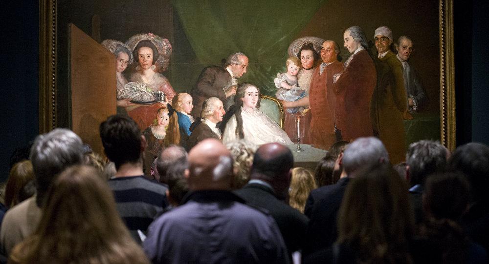 Exposición Goya: los retratos en la Galería Nacional de Londres
